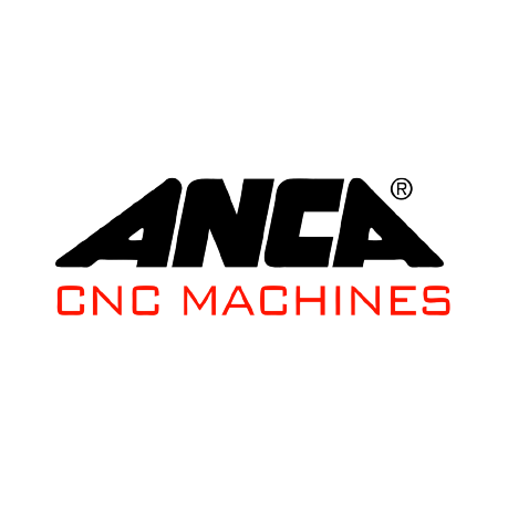 Anca CNC Machines Logo