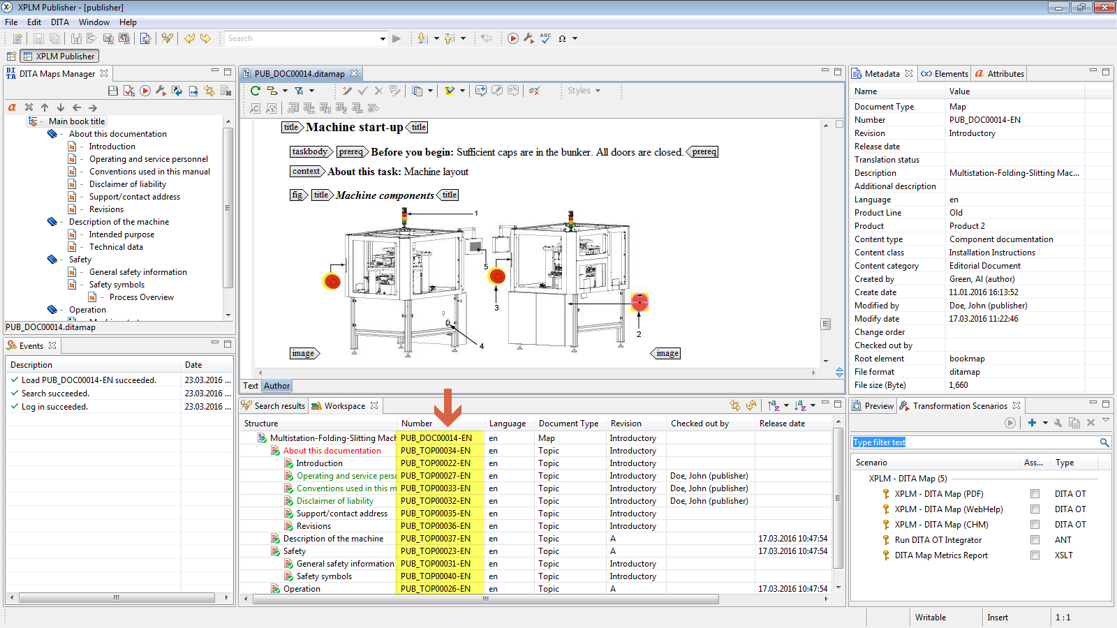 XPLM · Integration with Oracle Agile PLM